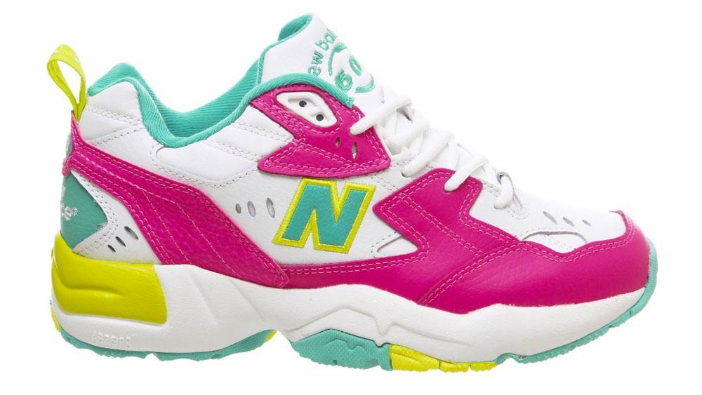 New Balance 609 Pink Blue