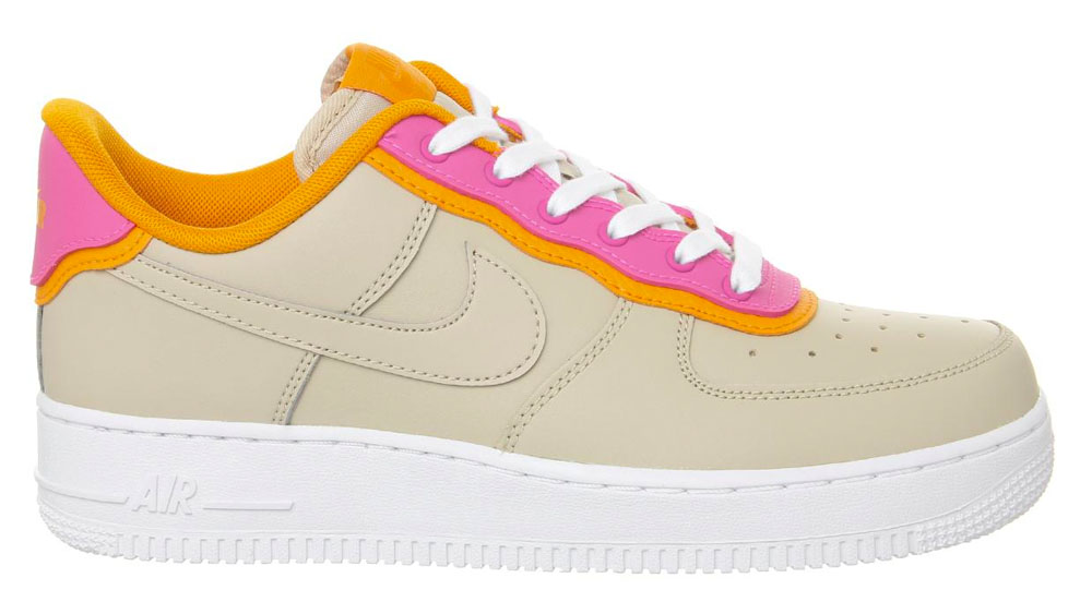 Nike Air Force 1 Pink Orange