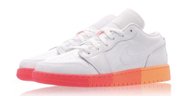 Air Jordan 1 Bright Crimson front