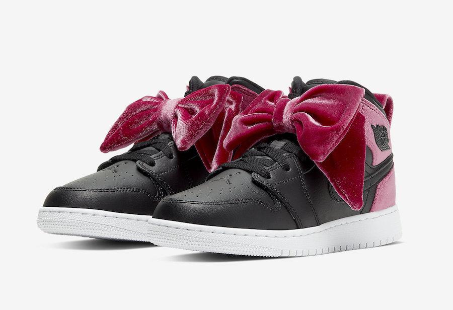 Air-Jordan-1-Mid-Bow-Black-Noble-Red-CK5678-006-Release-Date-2