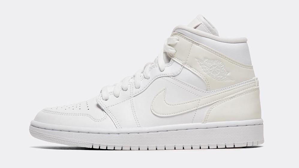 Air Jordan 1 White