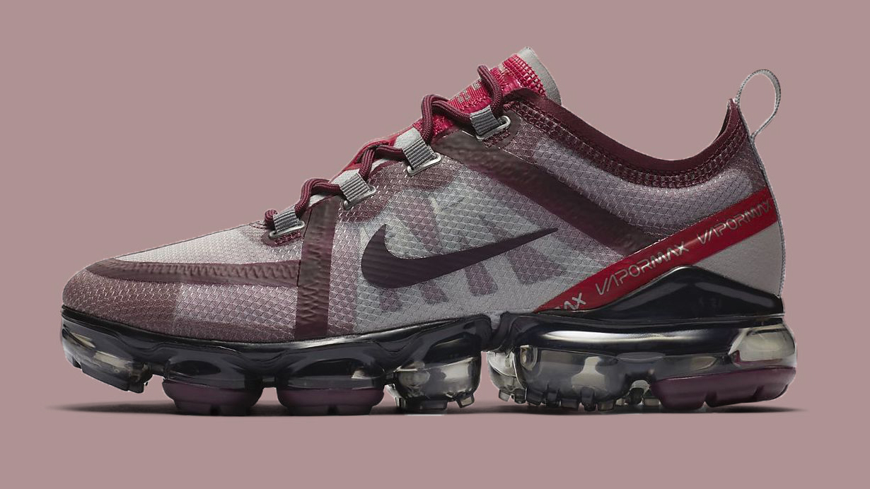 Air VaporMax 2019 Burgundy