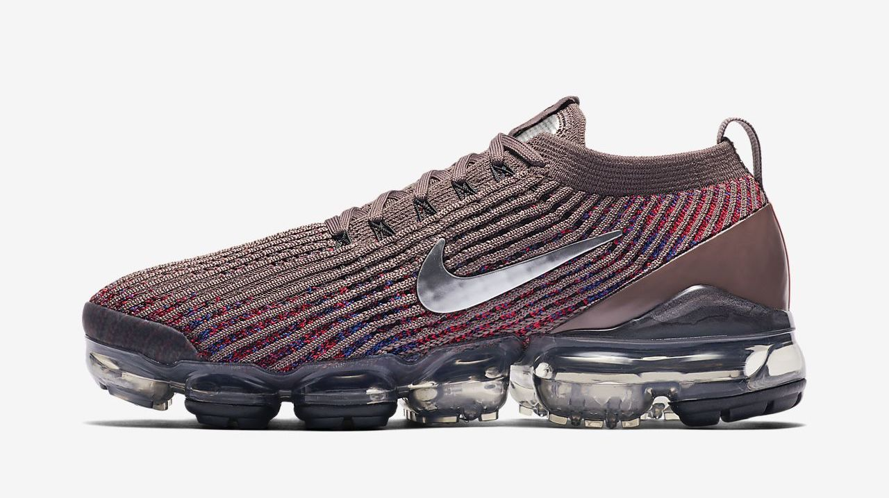 Air vapormax flyknit 3 burgundy