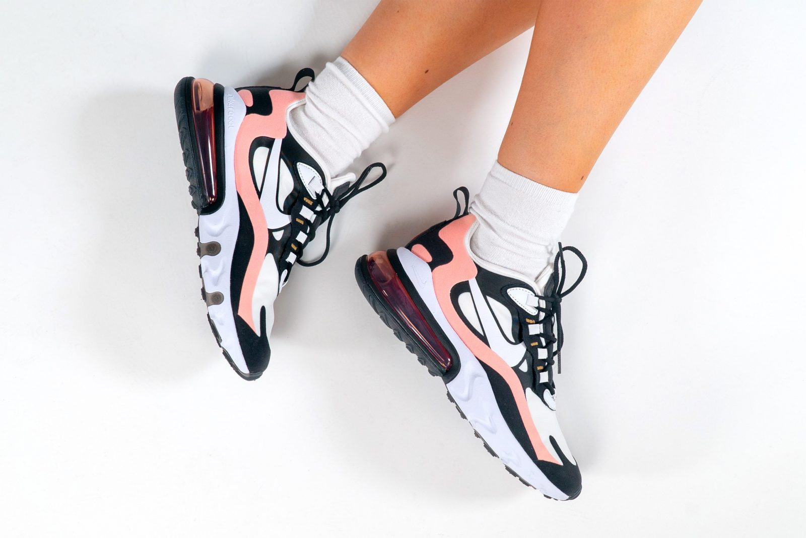 An Exclusive Closer Look At The Nike Air Max 270 React