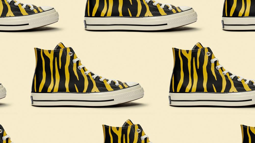 Converse Chuck 70 Black Yellow