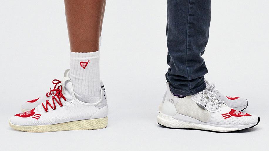 Human Made Pharrell x adidas