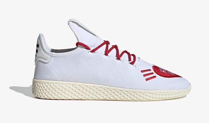 Human Made Pharell x adidas Tennis Hu