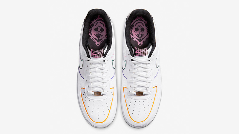 Nike Air Force 1 Day Of The Dead | CT1138 100