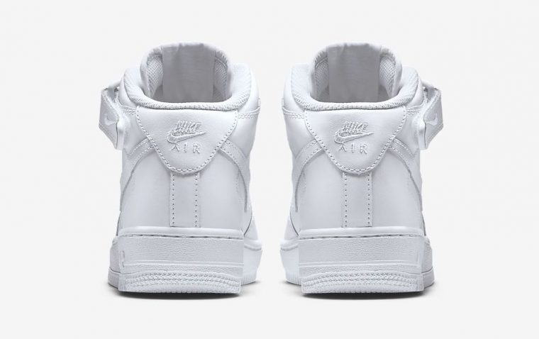 Nike Air Force 1 Mid White thumbnail image