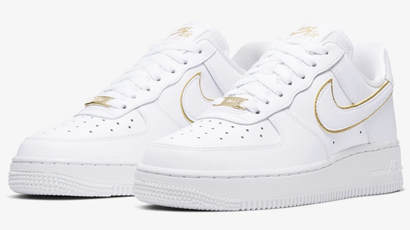 Nike Air Force 1 '07 Essential Regal Gold