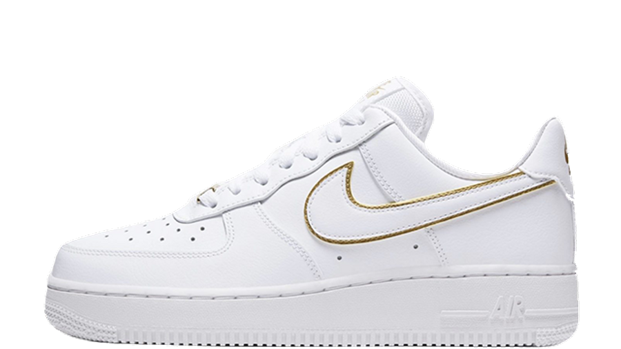 Nike Air Force 1 '07 Essential Regal Gold | Where To Buy | AO2132 ...