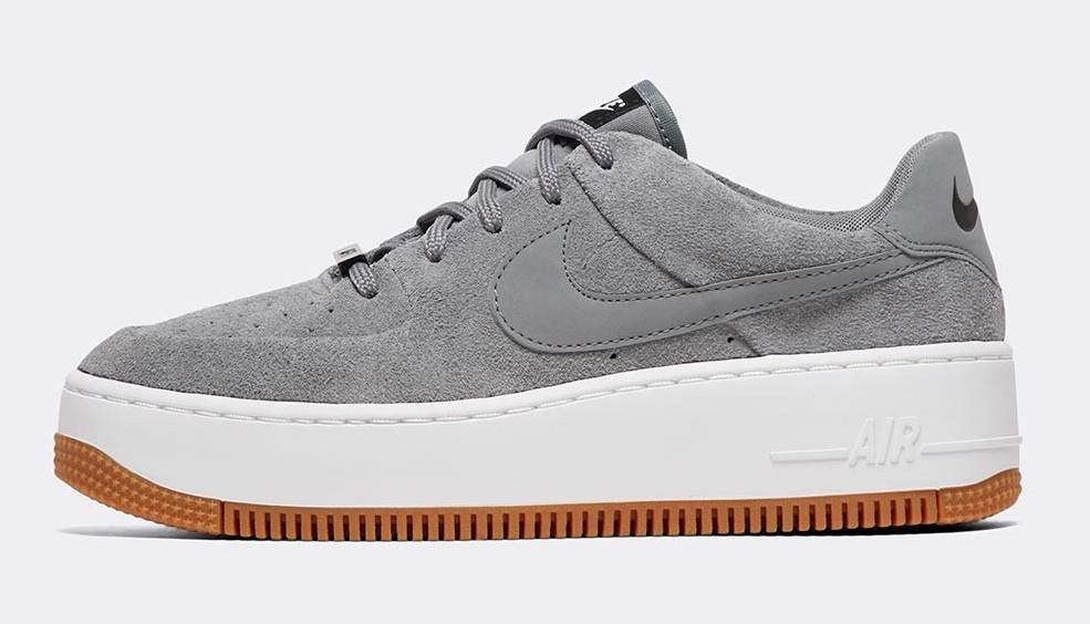 Nike Air Force 1 Sage Grey