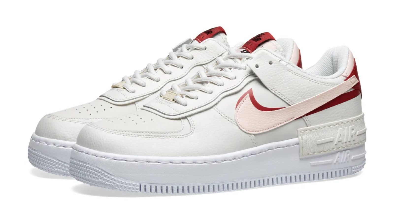 Nike Air Force 1 Shadow Pink Red