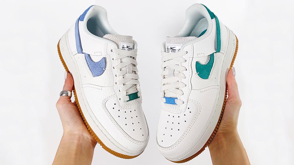 Nike Air Force 1 Vandalised LXX