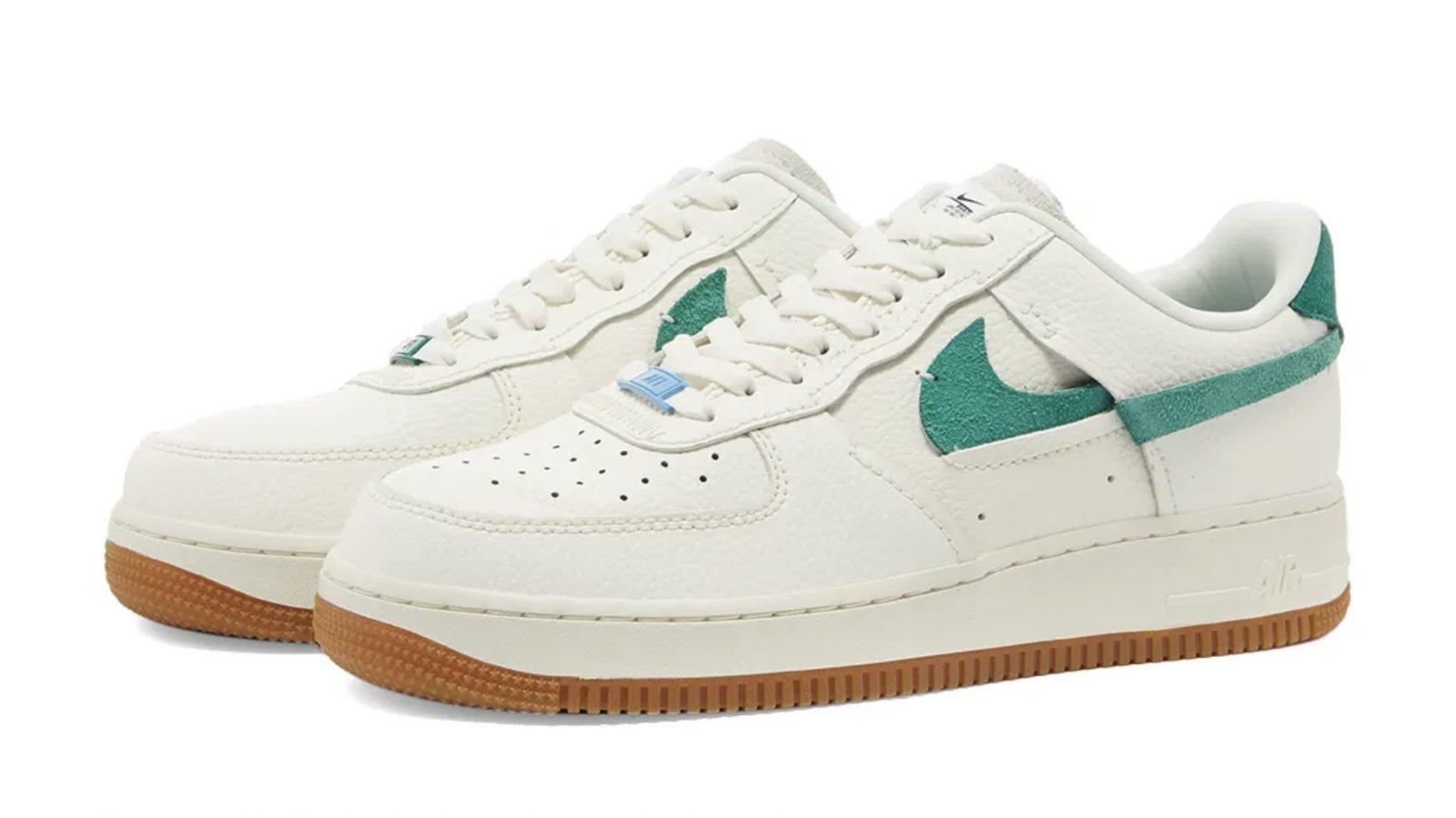 Nike Air Force 1 Vandalised LXX White Green Blue