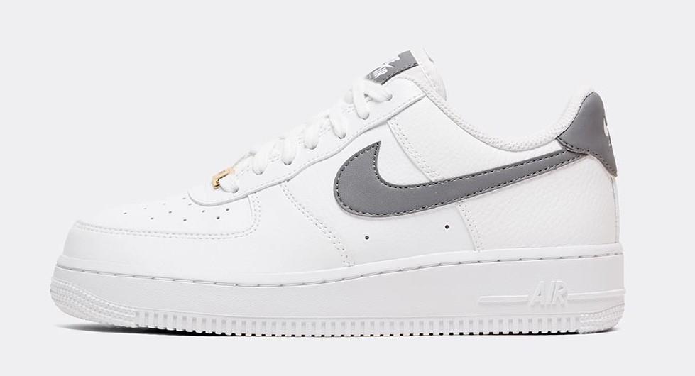Nike Air Force 1 White Grey