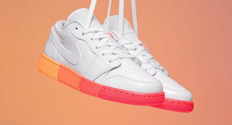 Nike Air Jordan 1 Bright Crimson