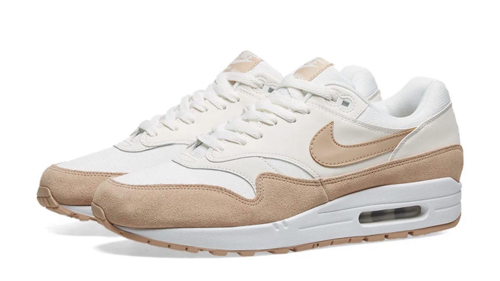 Nike Air Max 1 Blush Suede