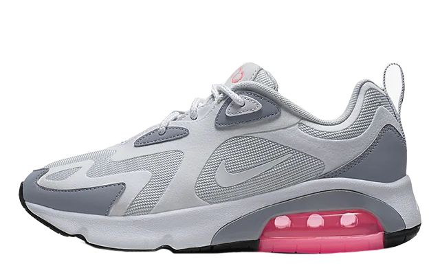 Nike Air Max 200 Grey Pink AT6175-004