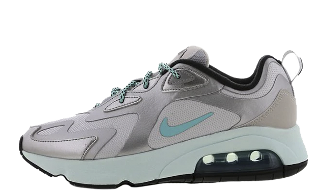 Nike Air Max 200 Grey Womens CT2544-001