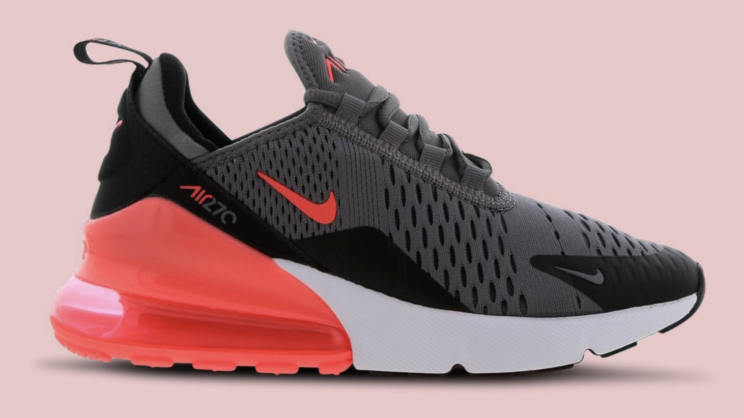 This Nike Air Max 270 Looks Punchy In Pink Style Guides The