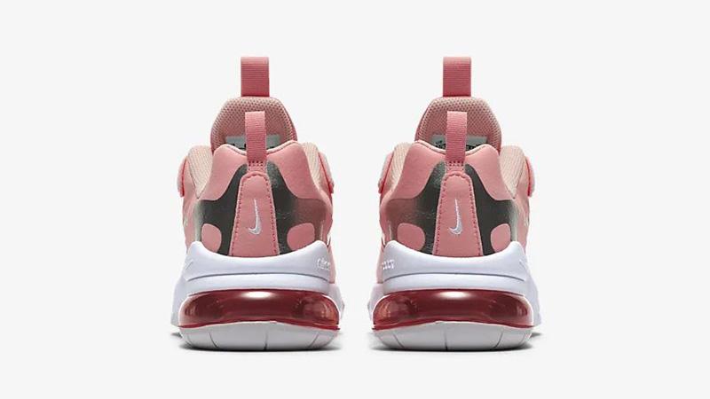 Nike Air Max 270 React Coral CQ5420-611 back