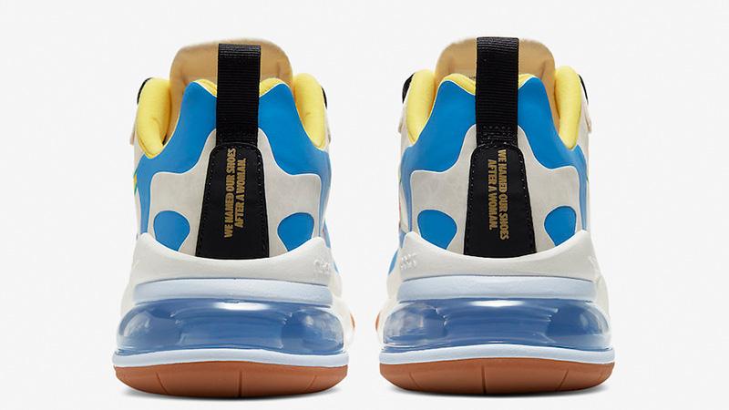 Nike Air Max 270 React Multi CT1634-100 back