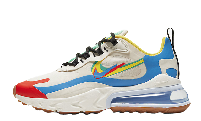 Nike Air Max 270 React Multi CT1634-100