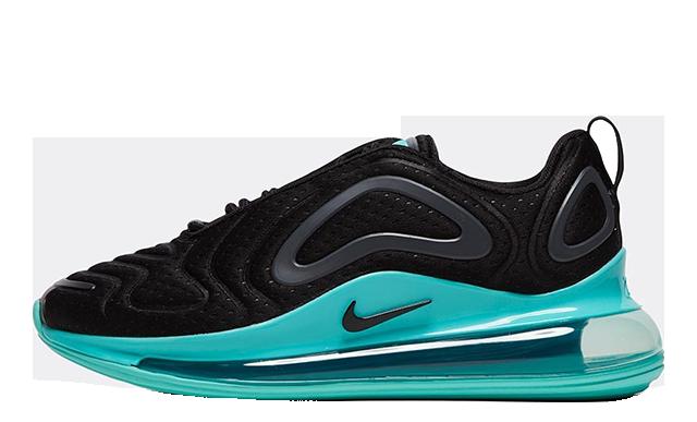 Nike Air Max 720 Black Blue