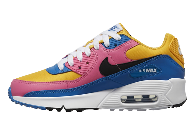 Nike Air Max 90 GS Photo Blue •