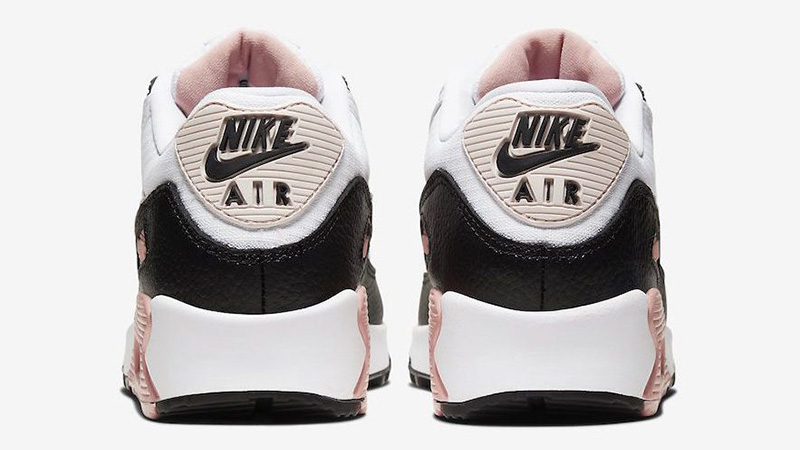 Nike Air Max 90 White Pink back