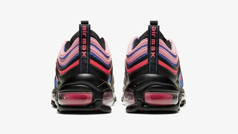 Nike Air Max 97 Black Pink back
