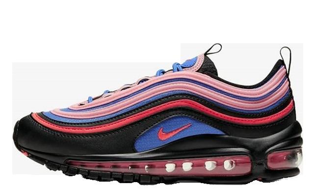 Nike Air Max 97 Black Pink