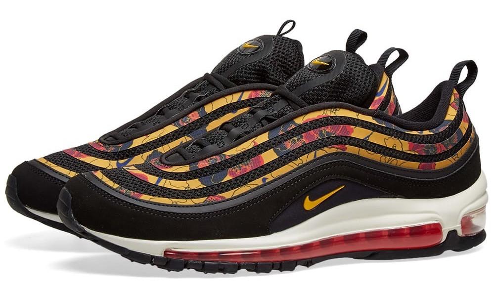 Nike Air Max 97 red black