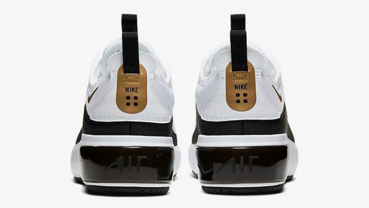 Nike Air Max Dia White Black AQ4312-107 back thumbnail image