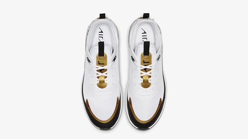 Nike Air Max Dia White Black AQ4312-107 middle