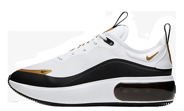 Nike Air Max Dia White Black AQ4312-107