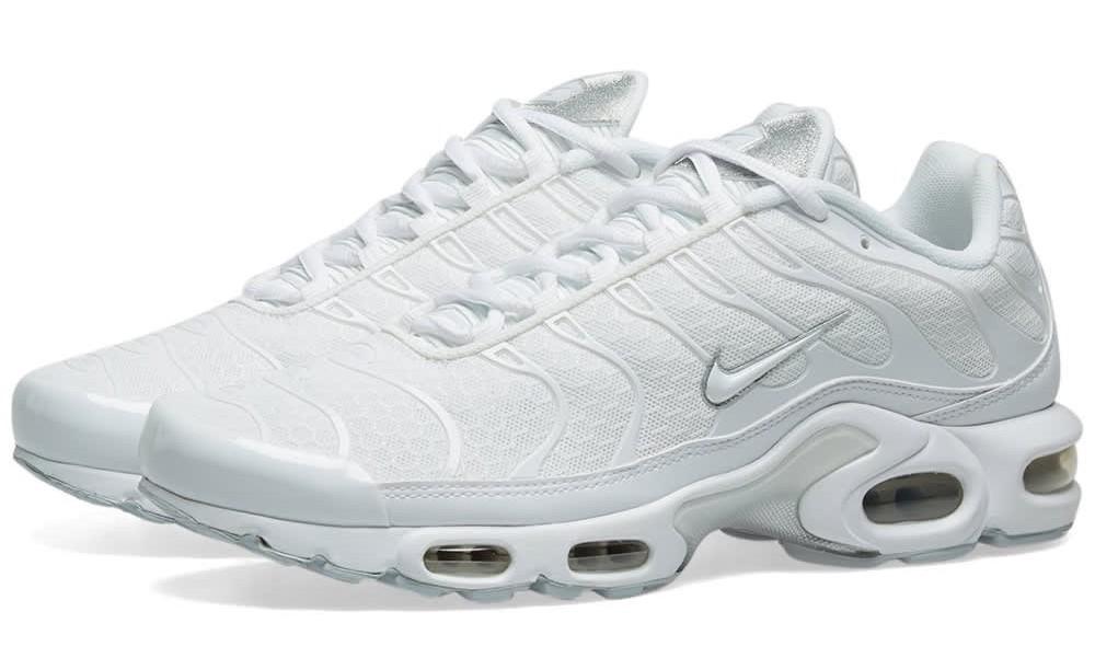 Nike Air Max Plus White.