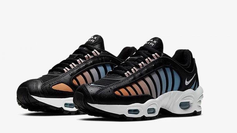 Nike Air Max Tailwind 4 Black Stardust CJ7976-001 front thumbnail image
