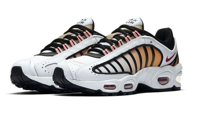 Nike Air Max Tailwind Coral White front