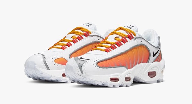 Nike Air Max Tailwind University Gold front