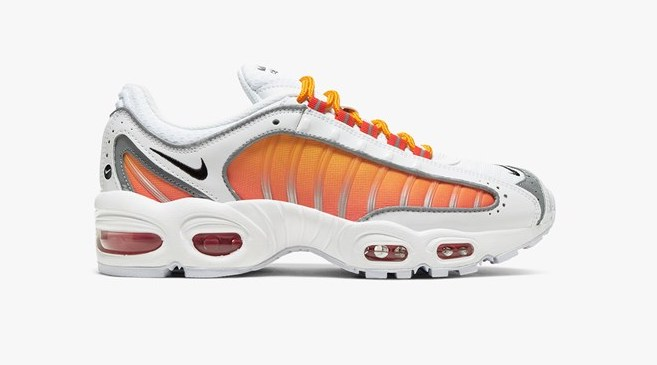 Nike Air Max Tailwind University Gold side