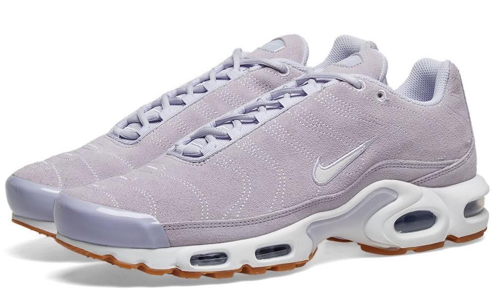 Nike Air Max plus purple