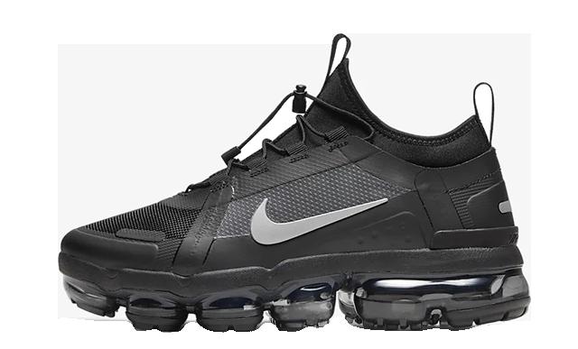 Nike Air VaporMax 2019 Utility Black Silver BV6353-001