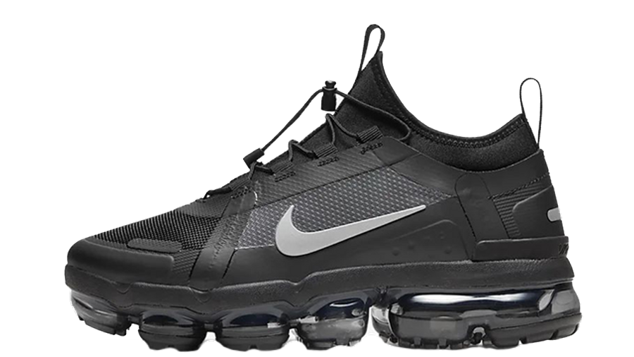 Manchuria Dentro hasta ahora  Nike Air VaporMax 2019 Utility Black Silver | Where To Buy | BV6353-001 |  The Sole Womens