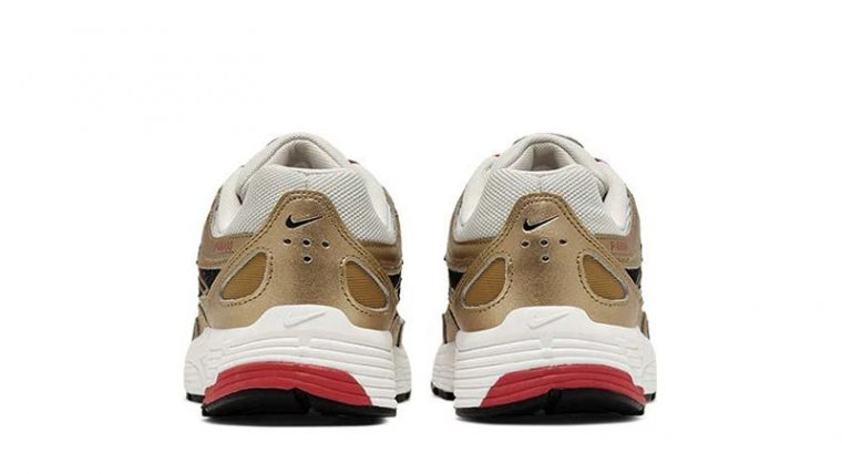 Nike P-6000 Gold White BV1021-007 back thumbnail image