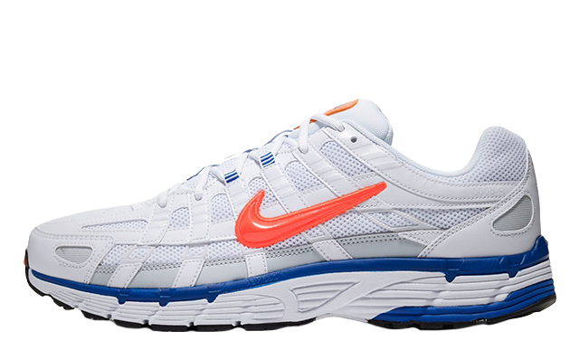 Nike P-6000 White Blue CT3439-100