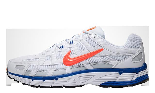 Nike P-6000 White Blue CT3439-100