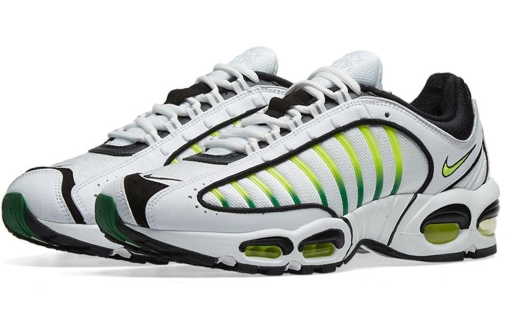 Nike air Max tailwind IV volt white