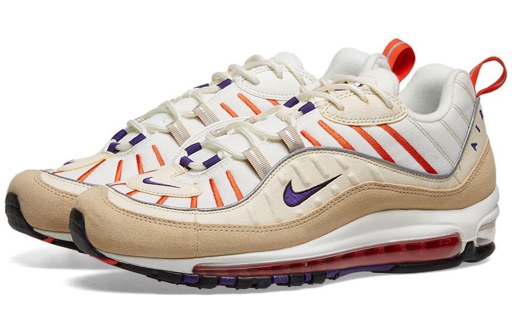 Nike air max 98 sail
